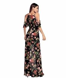 SUKIENKA MAXI DŁUGA BOHO ODKRYTE RAMIONA Piękna długa sukienka boho idealna na letnie spacery.  Najmodniejszy w tym sezonie fason !  Dekolt w carmen, z rękawkami zmysłowo opadaj...