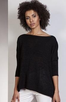Lanti SWE114 sweter czarny ...