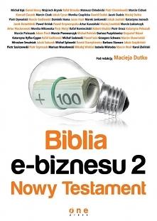 """Książka """"Biblia e-bizn..."""