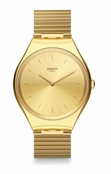 Swatch SYXG100GG szwajcarski zegarek damski w kolorze złotym. Wykonany ze stali szlachetnej na siatkowej bransolecie. Aby przenieść się do sklepu kliknij w zdjęcie :)
