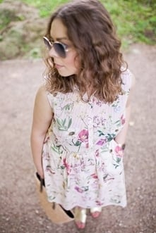 letnia sukienka w kwiaty od julka88035 z 30 maja - najlepsze stylizacje i ciuszki