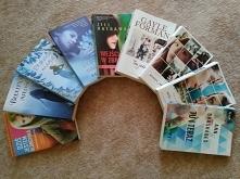 Dziewczyny! Tylko 1 czerwca z kodem zszywka_czyta 15% rabatu na wszystkie książki z moich aukcji. Korzystajcie bo promocja trwa TYLKO 1 DZIEŃ. Rabat zostanie naliczony po podani...