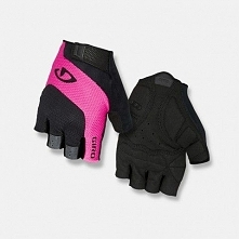 GIRO Rękawiczki damskie TESSA GEL black pink r. M (GR-7085711)