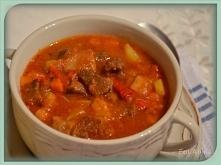 Domowa kuchnia Aniki: Gulasz węgierski