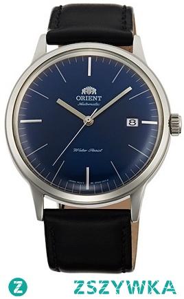Orient FER2400LD0 męski zegarek mechaniczny wykonany ze stali i skóry. Zachowany w klasycznym ale elegancki stylu. Aby przenieść się do sklepu kliknij w zdjęcie :)