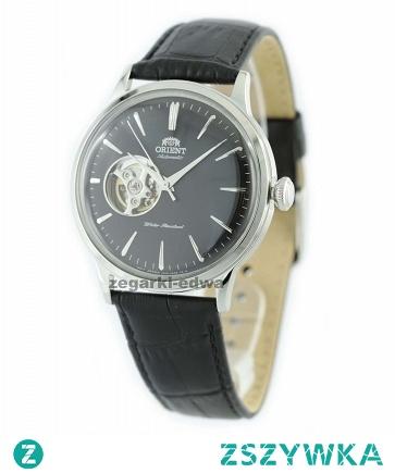 Orient RA-AG0004B10B męski zegarek mechaniczny ze stalową kopertą oraz skórzanym paskiem. Aby przenieść się do sklepu kliknij w zdjęcie :)