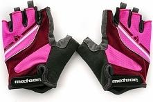 Meteor Rękawiczki rowerowe GEL LADY LX20 M (23853)