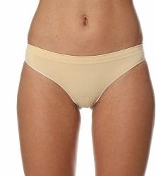 Brubeck Stringi damskie Comfort Cotton beżowe r. M (TH00182A)