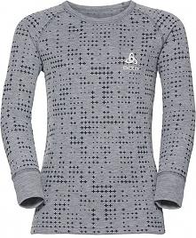 Odlo Komplet koszulka + spodnie Set shirt l/s pants long WARM - 150409 - 1504...