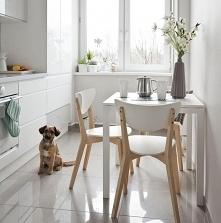 Biała kuchnia :)