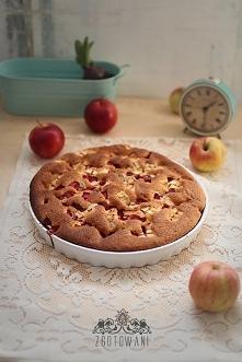 ciasto-truskawkowo-jablkowo...