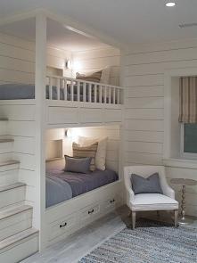 Łóżko piętrowe <3