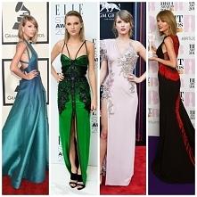 Tylor w długich sukniach