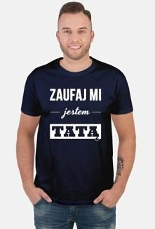 Koszulka Zaufaj mi jestem t...
