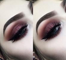 śliczny makijaż ;)