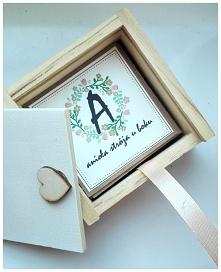 Alfabetyczne życzenia ślubne