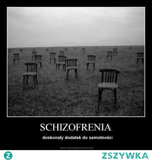 Schizofrenik w samolocie *klik* na zdjęcie