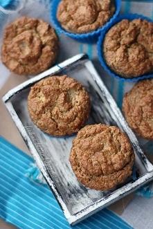 Dietetyczne muffiny.