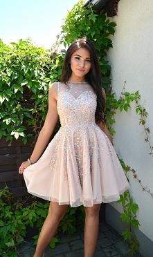 ANASTASIA - Tilowa sukienka...