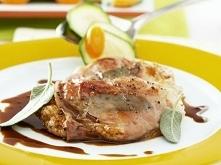 Kalbsschnitzel mit Salbei (...