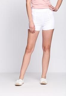 Białe Szorty Ice Lolly