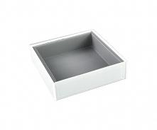 Pojemnik na kosmetyki szklany Stackers kwadratowy