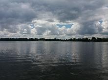 Jezioro. Mazury