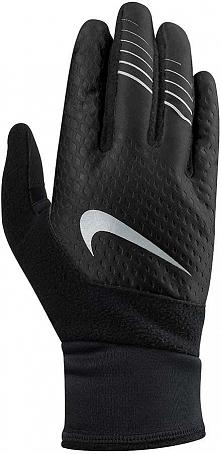 Nike Rękawiczki damskie Therma-Fit Elite Run Gloves czarne r. XS