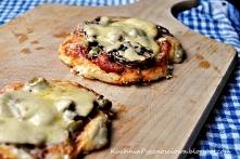Mini pizza chłopska na cien...