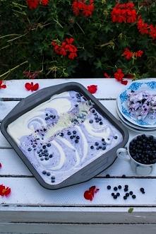 Te lody, to hit tego lata! Lody z kremowym serkiem mascarpone i z mlekiem z p...