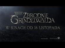 FANTASTYCZNE ZWIERZĘTA: ZBRODNIE GRINDELWADA I #1 Zwiastun I W kinach od 16 l...