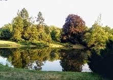Park im. księcia Józefa Poniatowskiego w Łodzi.