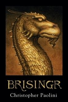 trzecia część Eragona  Brisingr to trzeci tom opowieści o Eragonie i smoczycy Saphirze, których łączy niesamowita, wręcz magiczna więź psychiczna. Brisingr to bajkowa opowieść o...