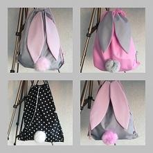 plecaczki - króliki made by...