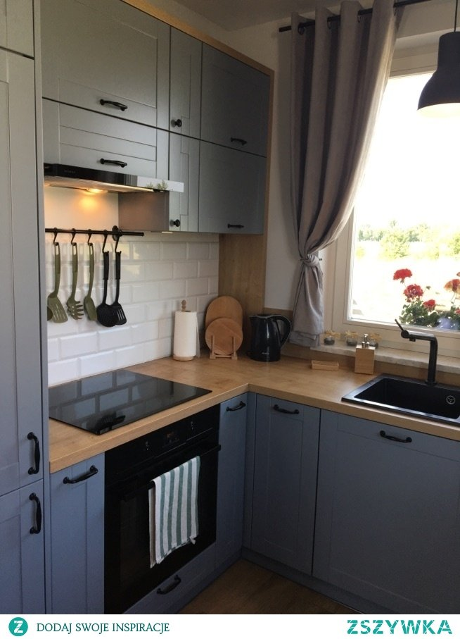 Kuchnia Na Nasz Nowy Dom Zszywkapl