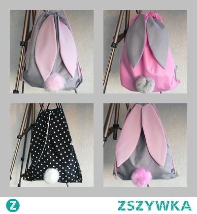 plecaczki - króliki made by turpis - łódzka marka