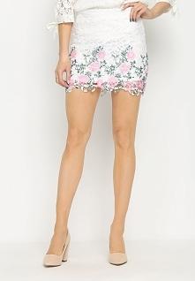Różowa Spódnica Minimally