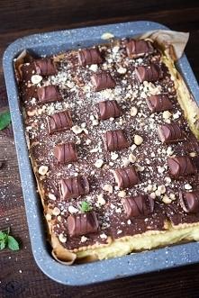 Ciasto Kinder Bueno (bez pi...