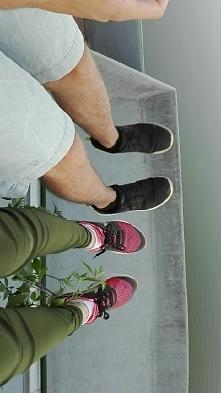 stylowe buciki parka