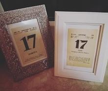 #prezent #kartkazkalendarza #urodziny