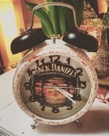 #jackdaniels #zegar