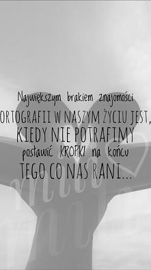 Ortografía życia.