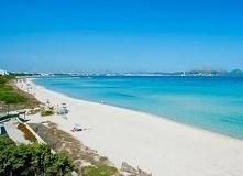 Playa de Muro Majorka