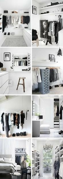 Uwielbiam białe wnętrza