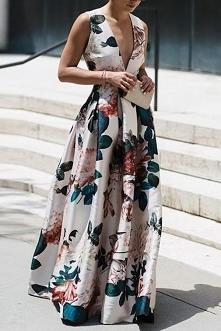 Pomocy! Zakochałam się w tej sukience. Czy któraś z Was ją gdzieś widziała? A...