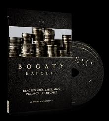 """Audiobook """"Bogaty Katolik - Dlaczego Bóg Chce Abyś Pomnażał Pieniądze&qu..."""