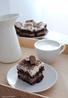 Ciasto michałek - wilgotne ...