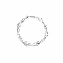 Unikalna Srebrna Bransoletka - srebro 925