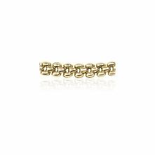 Piękny Naszyjnik - złoto żółte 585
