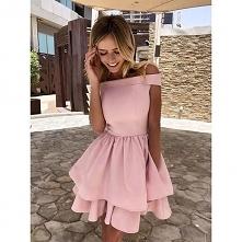 Sukienka rozkloszowana mode...